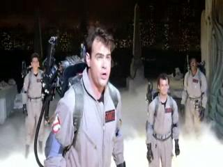 GHOSTBUSTERS SCENE: ARE YOU A GOD?