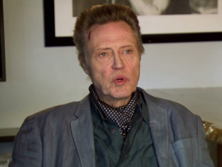 Seven Psychopaths Christopher Walken On The Appeal Of The Project