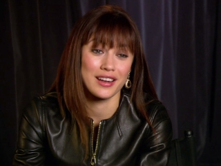 Seven Psychopaths Olga Kurylenko On Working With Woody Harrelson And Sam Rockwell