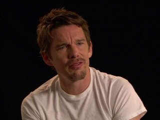 Sinister Ethan Hawke On His Character