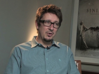 Sinister Scott Derrickson On Pitching The Story