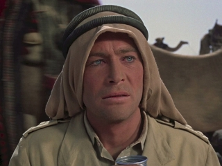 Lawrence Of Arabia 50th Anniversary Restored Edition Uk