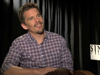 Ethan Hawke Gets Sinister