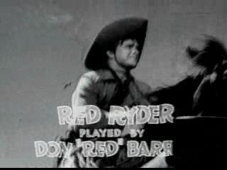 Adventures Of The Red Ryder