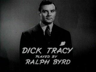 Dick Tracys G-men