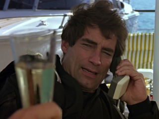 The Living Daylights Clip 1