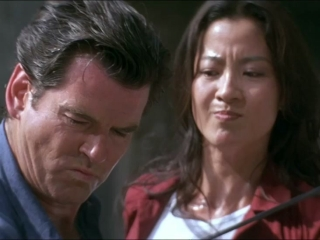 TOMORROW NEVER DIES: CLIP 2