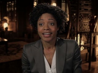 Skyfall: Naomie Harris On How She Still Can't Believe She's In This Bond Film