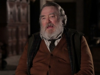 Skyfall Albert Finney On His Character
