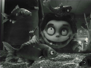 Frankenweenie Goldfish Reanimation Uk