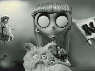 Frankenweenie Mr Whiskers Dream Uk