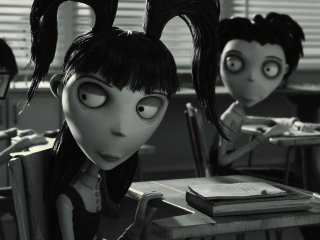 Frankenweenie Tim Burton French Subtitled
