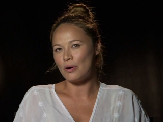 The Sessions Moon Bloodgood On The Script And The Cast