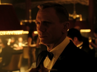 Skyfall Bond James Bond German