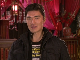 The Man With The Iron Fists Rick Yune On His Character