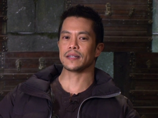 The Man With The Iron Fists Byron Mann On His Character