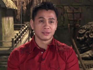 The Man With The Iron Fists Cung Le On What Enticed Him To Take On The Project
