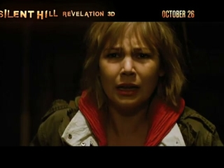 Silent Hill Revelation 3D Tv Spot