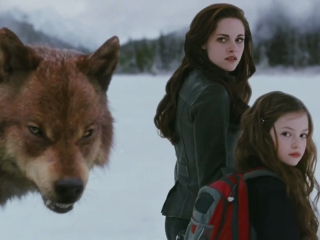 Twilight Breaking Dawn Part 2 Featurette