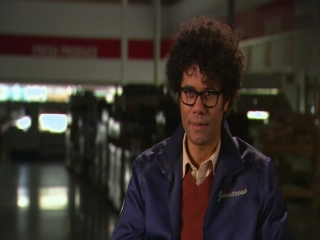 The Watch Richard Ayoade On Working With The Cast Uk