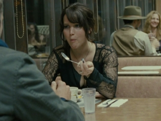 Silver Linings Playbook Diner