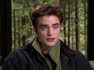 The Twilight Saga Breaking Dawn-part 2 Robert Pattinson