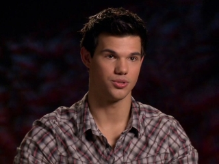 The Twilight Saga Breaking Dawn-part 2 Taylor Lautner