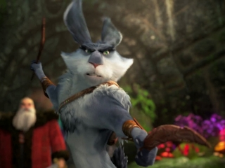 Rise Of The Guardians Bunnymund Featurette - Rise of the Guardians - Flixster Video