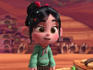 Wreck-it Ralph Ralph  Vanellope Make A Deal