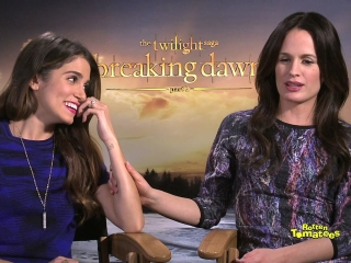 Video Interview With Twilight Cast Part One