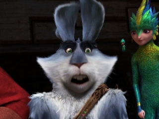 Rise Of The Guardians Jack Vs Bunny