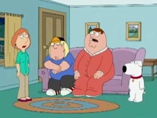 Family Guy: Ten Commandments