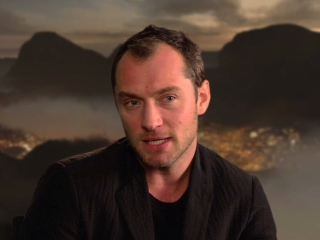 Rise Of The Guardians Jude Law On His Character Pitch