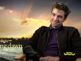 Video Interview With Twilight Cast Part Four