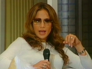 Jennifer Lopez Unauthorized