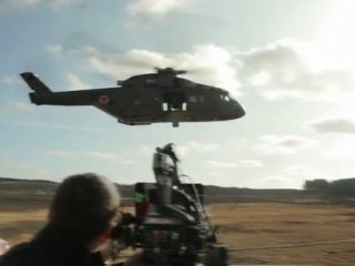 Skyfall Video Blog Helicopters Uk