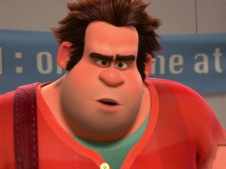 Wreck-it Ralph Ralphs Zweifel German