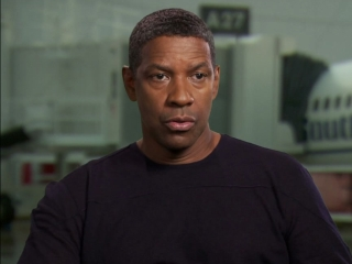 Flight Denzel Washingotn On Robert Zemeckis