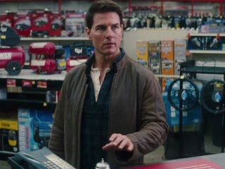 Jack Reacher Tom Cruise Is Fantastic As Jack Reacher Featurette