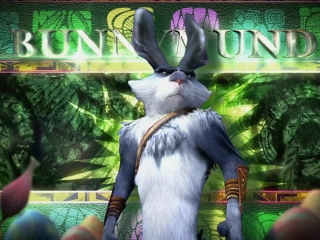 Rise Of The Guardians Meet Bunnymund Uk