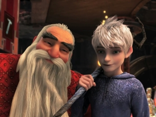 Rise Of The Guardians Santas Toy Factory Uk