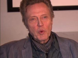 Seven Psychopaths: Christopher Walken Is Hans (Featurette)
