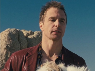 Seven Psychopaths Sam Rockwell Is Billy Redband Featurette