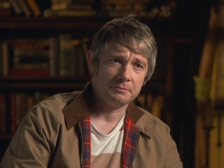 The Hobbit An Unexpected Journey Martin Freeman Is Bilbo
