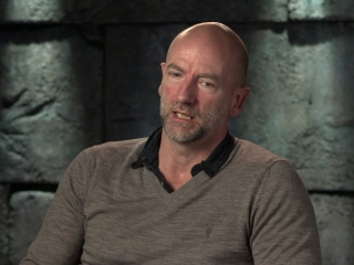 The Hobbit An Unexpected Journey Graham Mctavish Is Dwalin