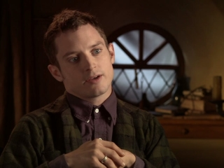 The Hobbit An Unexpected Journey Elijah Wood Is Frodo