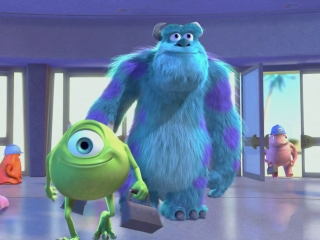 Monsters Inc Featurette