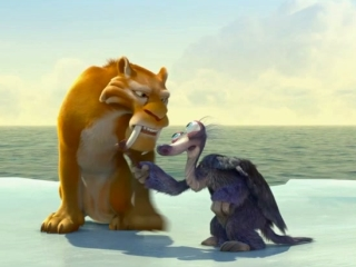 Ice Age Continental Drift A Terrible Turn Of Events Uk