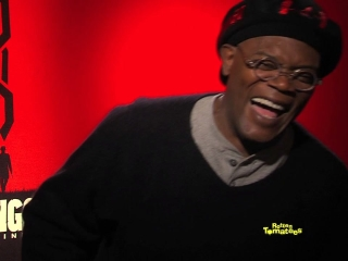 Video Interview With Samuel Jackson