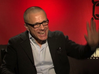 Video Interview With Christoph Waltz